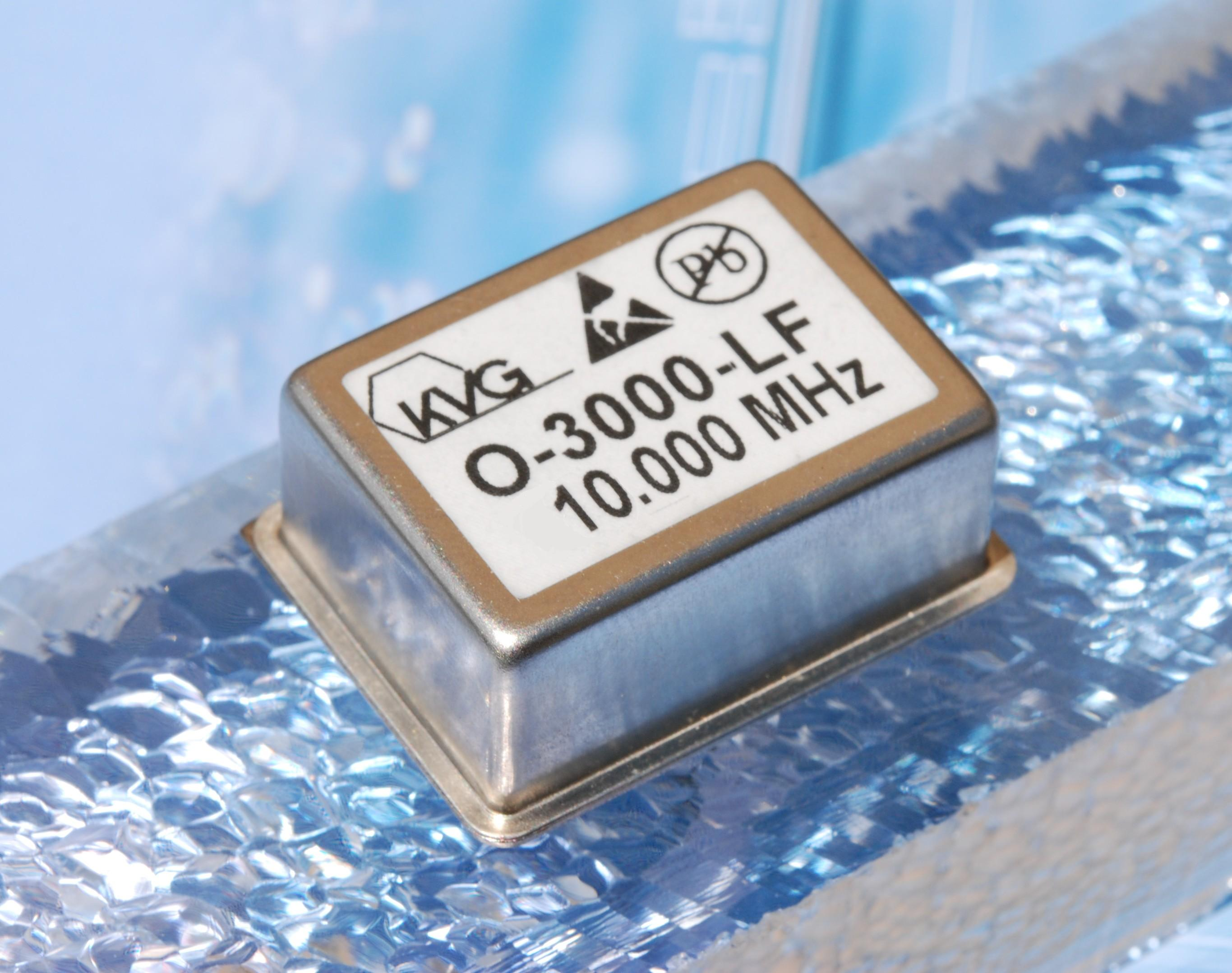 DO-30-Double OCXO is a 10 000 MHz high performance 'Oven
